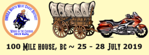 North West Coast District Rally @ Red Coach Inn | 100 Mile House | British Columbia | Canada